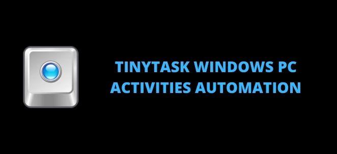tinytask for Windows